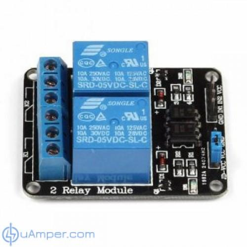 Guide for Relay Module with Arduino Random Nerd